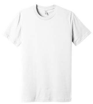 Unisex Made In The USA Jersey S/S Tee