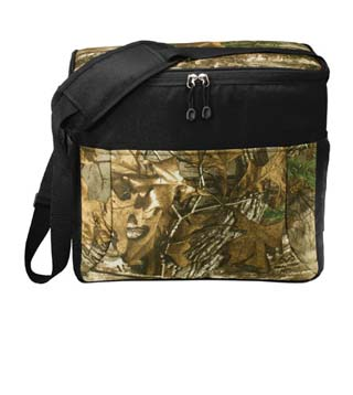 Camouflage 24-Can Cooler