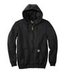 CTK122 - Midweight Hooded Zip-Front Sweatshirt