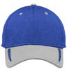 NE704 - Shadow Stretch Heather Colorblock Cap