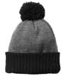 NE904 - Colorblock Cuffed Beanie