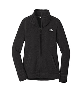 Ladies' Sweater Fleece Jacket