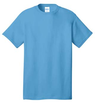 5.5-oz 100% Cotton T-Shirt