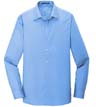 W103 - Slim Fit Carefree Poplin Shirt